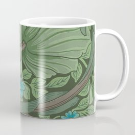 "William Morris ""Forget-Me-Nots"" (""Pimpernel"" detail) Coffee Mug"