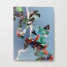 Splash no.6 Metal Print