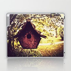 Birdhouse Laptop & iPad Skin