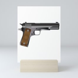 45 Automatic Mini Art Print