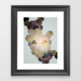 Florals // Pattern I Framed Art Print