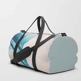 Afternoon Sky Duffle Bag