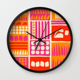 Utopia Wall Clock