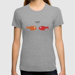 Long time no sea! T-shirt