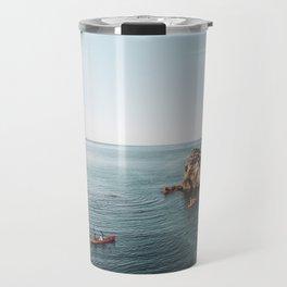 Blackwater Bay Dubrovnik in Croatia Travel Mug