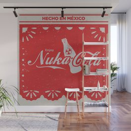 An Ice Cold Nuka Cola - Fallout Universe Wall Mural