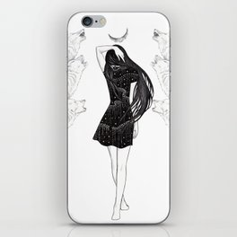 Company Of Wolves iPhone Skin