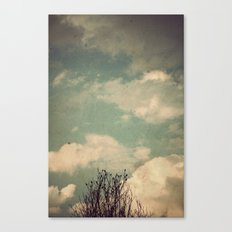 Unkindness Canvas Print
