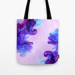 Ink Drops Tote Bag