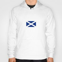 scotland Hoodies featuring Scotland by Earl of Grey
