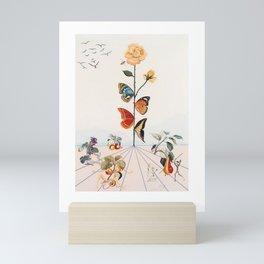 Salvador Dali Mini Art Print