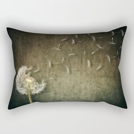 seed escape Rectangular Pillow