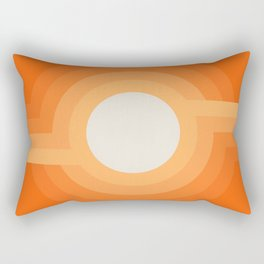 Moonspot - Creamsicle Rectangular Pillow