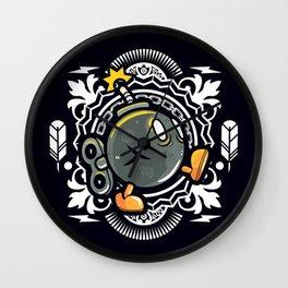 Mr. Bob Wall Clock