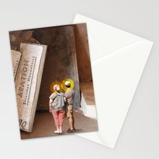 Remember History Stationery Cards