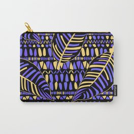 Tribal Tropics Carry-All Pouch