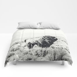 Nomad Buffalo Comforters