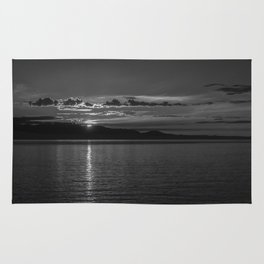 Sunset Noir Rug