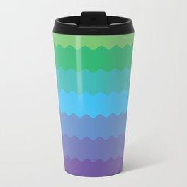 Waves 1 Travel Mug