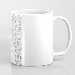 Esserini Schizzati Coffee Mug