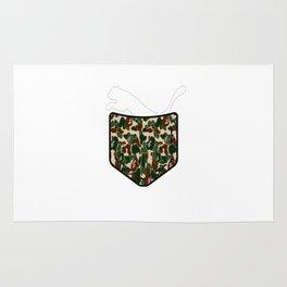 Puma Pocket Rug