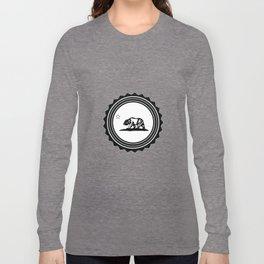 CALI WHITE Long Sleeve T-shirt