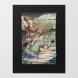 Fear Not Each Sudden Sound and Shock Canvas Print