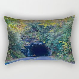 Dream tunnel  Rectangular Pillow