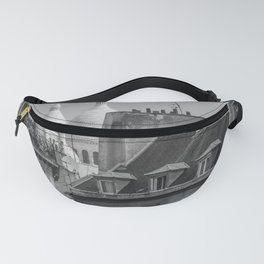 Paris toits  Fanny Pack