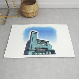 ODEON Leicester Square - Watercolour Rug