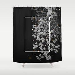 fugacious Shower Curtain