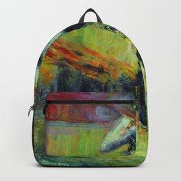 Caballero del tiempo Backpack