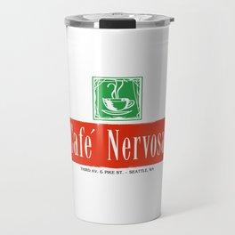 FRASIER - Café Nervosa Travel Mug