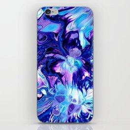 Blue Heaven iPhone Skin