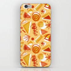 Party Pattern iPhone & iPod Skin