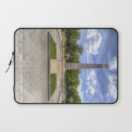 Soviet War Graves And Memorial Budapest Laptop Sleeve