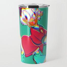 Christmas Scrooge Travel Mug
