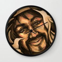 Spirit of the Hummingbird Wall Clock