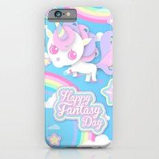 Happy Unicorn iPhone 6s Slim Case