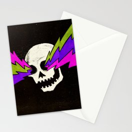 Variations on a Skull Part One Stationery Cards