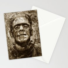 The Creature - Sepia Version Stationery Cards