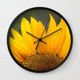 Helianthus Wall Clock