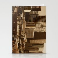 denver Stationery Cards featuring Old Denver by Joseph Lee Photography