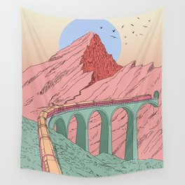 Beautiful Day Wall Tapestry