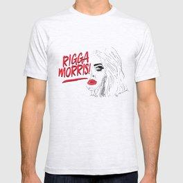 Rigga Morris! T-shirt
