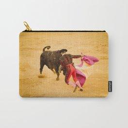 Corrida portugaise torero Carry-All Pouch