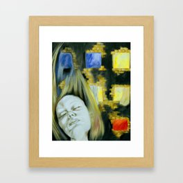 Retrouvailles Framed Art Print
