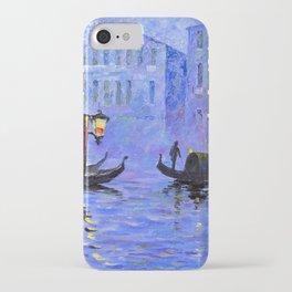 Lilac Night iPhone Case
