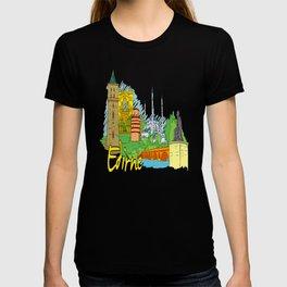 Edirne Turkey T-shirt