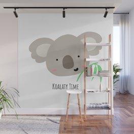 Koalaty Time Wall Mural
